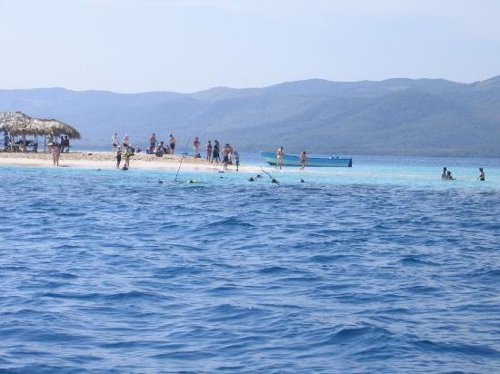 Paradise Island & The Mangroves (Cayo Arena): Paradise Island 1