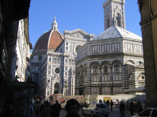 Florence, Italy: El duomo