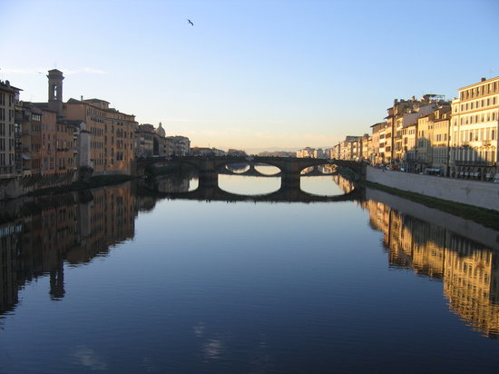 Floransa, İtalya: Ponte Vecchio