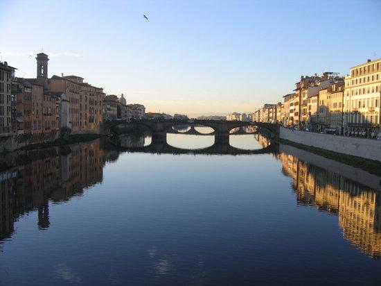 Florens, Italien: Ponte Vecchio