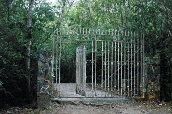 Oppenheimber Beach Gate