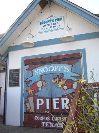 Snoopy's Pier