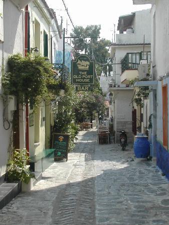 Skiathos Old town - Εικόνα του Σκιάθος (Χώρα) - Tripadvisor