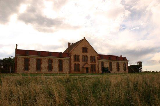 Laramie, WY : Restored Prison