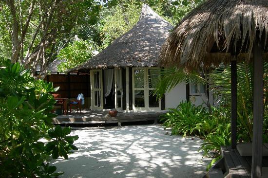 Banyan Tree Vabbinfaru : Oceanview Villa