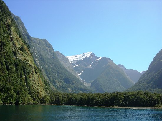 Milford Sound, Nuova Zelanda: Mildford Sound, New Zealand