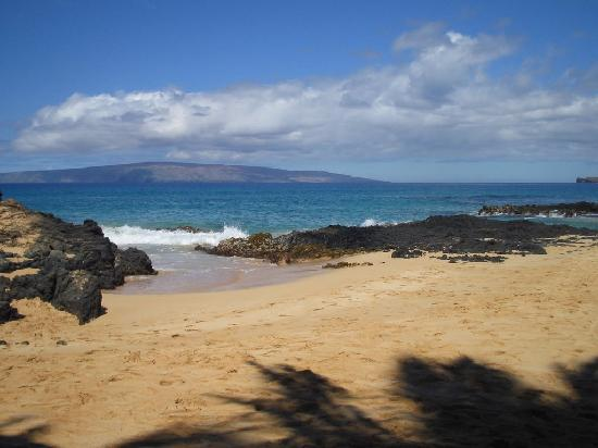 Kihei, Hawaï : Secret Cove beach