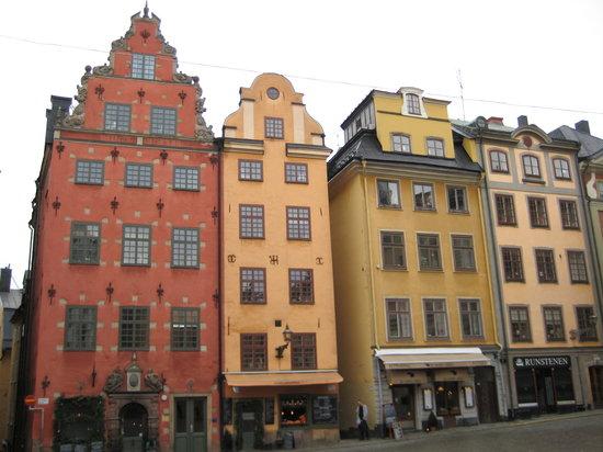 ستوكهولم, السويد: gamla stan