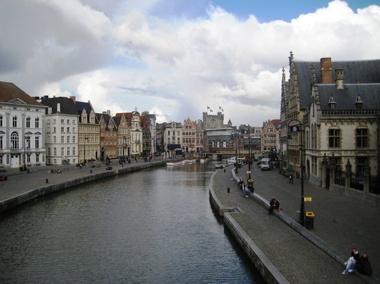 Ghent Restaurants