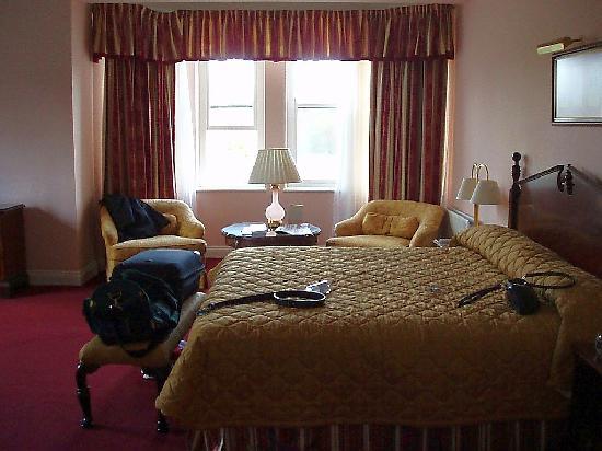 Adare Manor: Our room