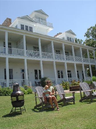 Gorham's Bluff: The Lodge