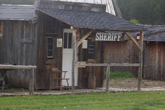 Four Mile - Sheriff's Office - Picture of Four Mile Old ...