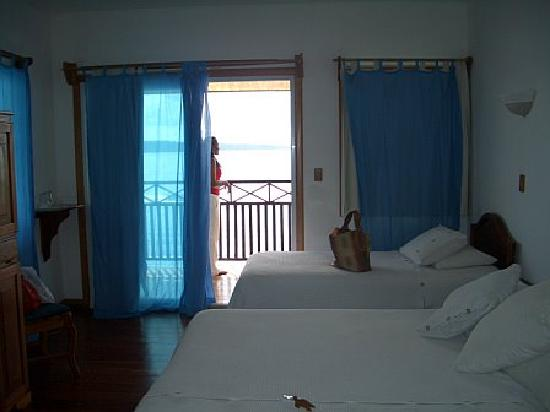 El Limbo on the Sea Hotel: room