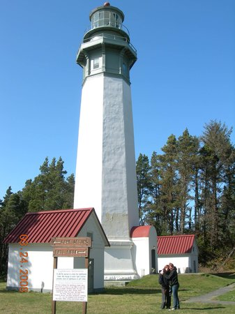 Ocean Shores, Etat de Washington : Light House