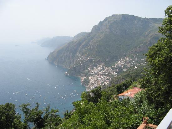 Beautiful Views from Villa la Quercia