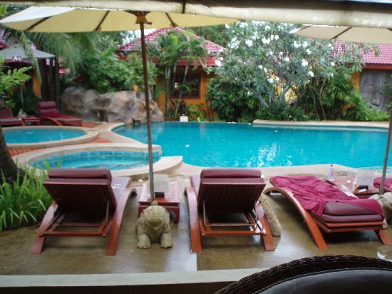 Zazen Boutique Resort & Spa : Swimming pool