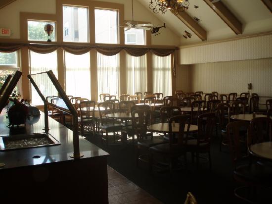 Residence Inn Chicago O'Hare: Gatehouse (breakfast area)