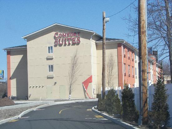 Quality Suites: Comfort Suites Stratford