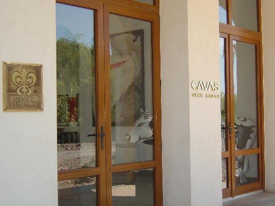 Cavas Wine Lodge : Relais & Châteaux