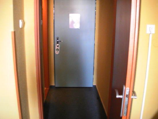 Hotel Mira: la chambre