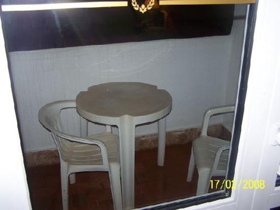 Tivoli Lagos Hotel: terraza