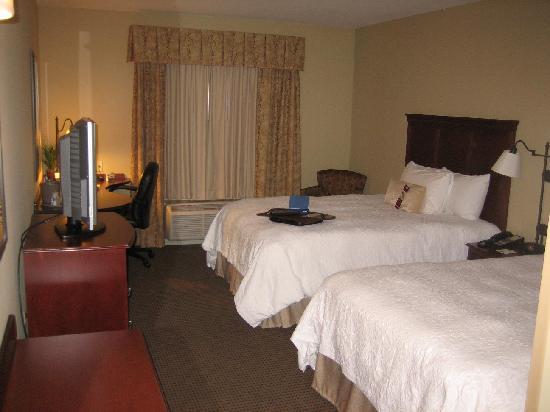 Hampton Inn & Suites Omaha Southwest/La Vista: view of room