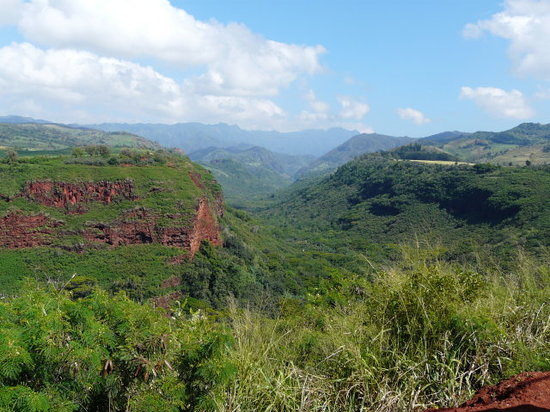 Waimea, Hawái: Grand Canyon of the South Pacific