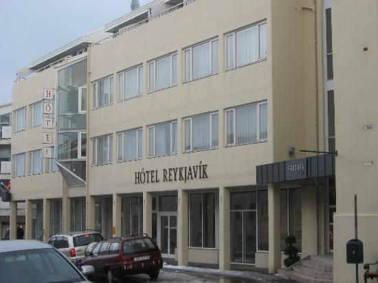 Fosshotel Raudara: Front of hotel