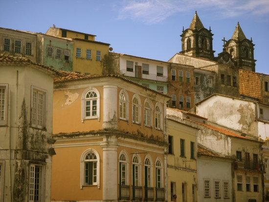Salvador, BA: Pelourinho