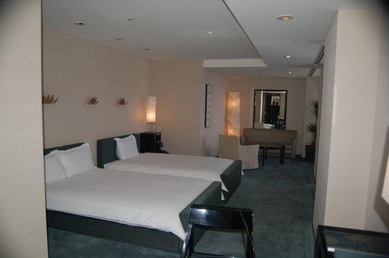 โรงแรมพาร์ค ไฮแอท โตเกียว: Bedroom 2