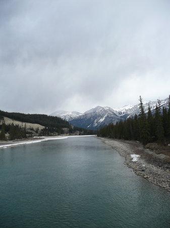 Jasper, Kanada: river