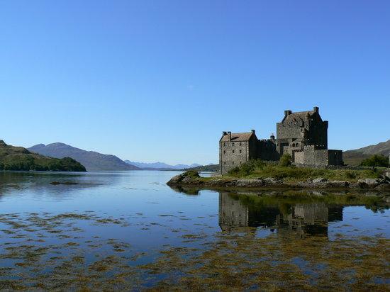 Isle of Skye, UK: Eileen Donnan Castle