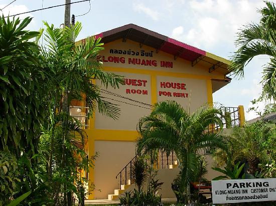 Klong Muang Inn : Gästehaus Klong-Muang-Inn