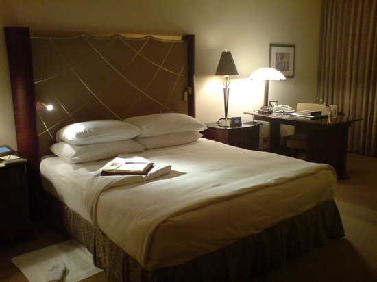 Al Faisaliah Hotel: room view