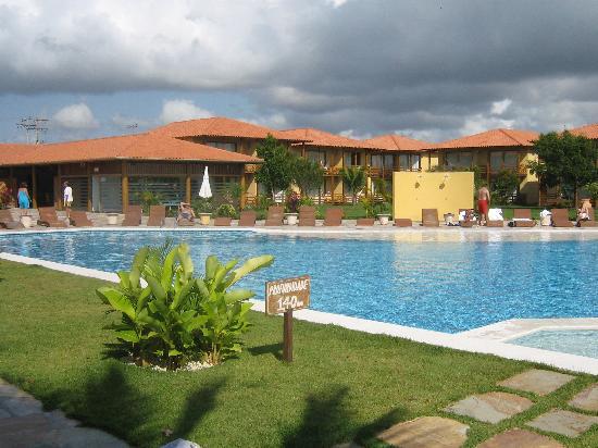 Resort La Torre: pileta de villagio La Torre