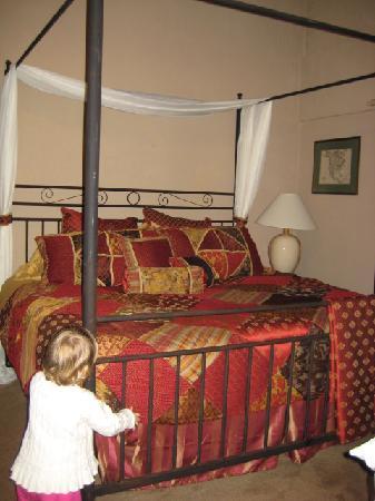 Casa El Dorado Boutique Hotel & Spa: Our Room