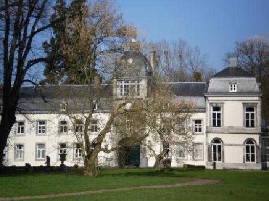 Buitenplaats Vaeshartelt: Castle seen from main entrance