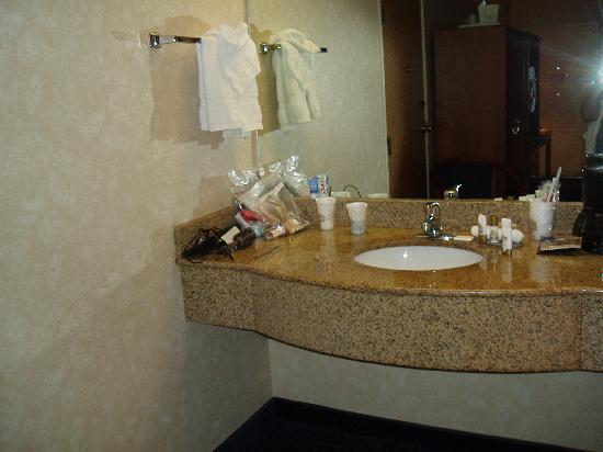 Quality Inn Phoenix North I-17: Room 143