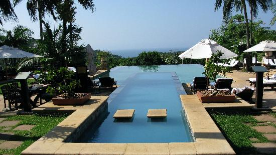Zimbali Lodge pool