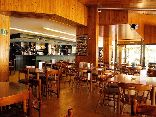 St Gothard Hotel: Hotel Bar