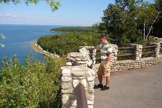 Peninsula State Park Picture Of Door County Wisconsin