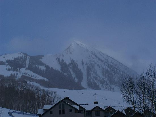 View of Mt. Crested Butte