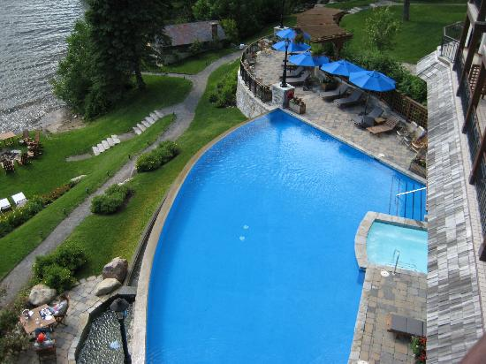 Hotel Quintessence: pool