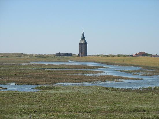 Jugendherberge Wangerooge: at a distance