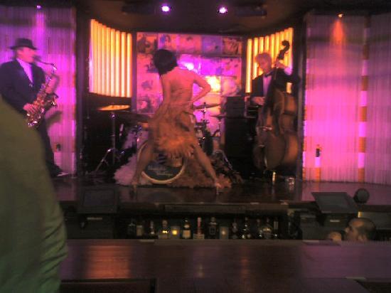 Ivan Kane's Forty Deuce: Girl dancing