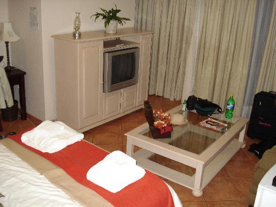 AfricaSky Guest House: Bedroom