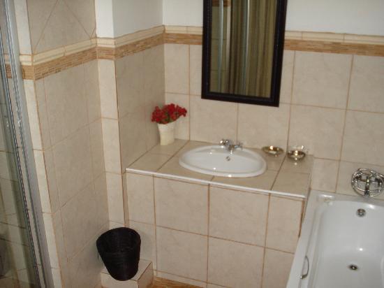 AfricaSky Guest House : Bathroom