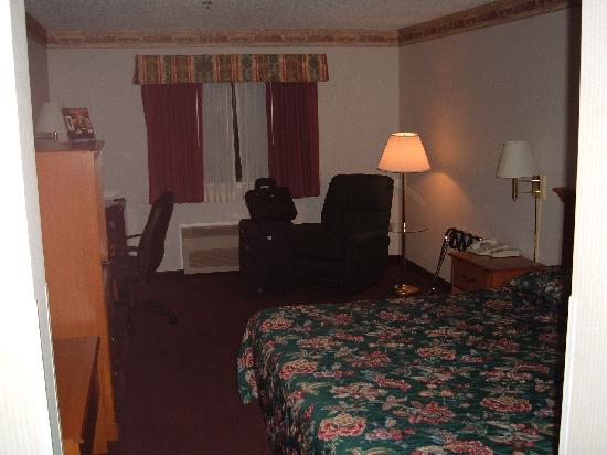Best Western Shippensburg Hotel: Typical room