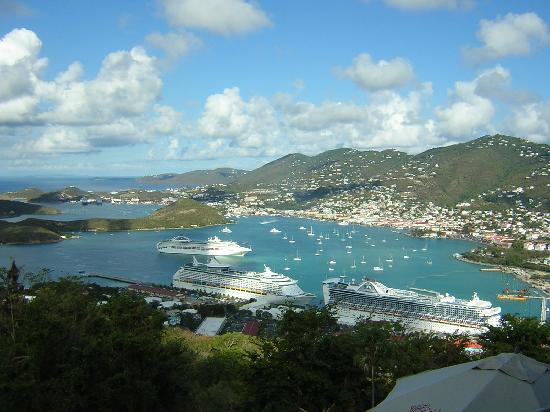 U.S. Virgin Islands: Charlotte Amalie