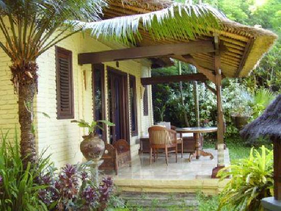Kubu Bali Hotel: Kubu Room 111